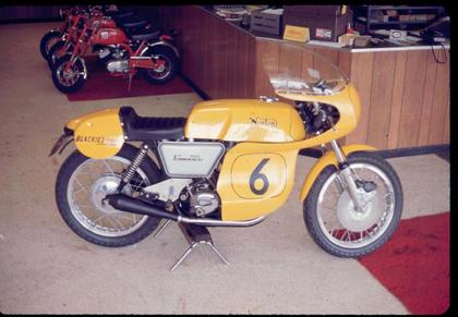 '70 Norton Production Racer - new and ready for Daytona 1971